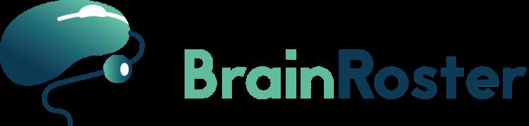 Logo brainroster